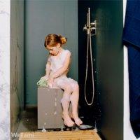 cliëntondersteuning bij het douchen
