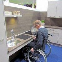 Aanpassingen in huis voor gehandicapten