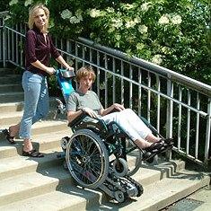 rolstoel trapklimmer