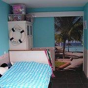 aangepaste slaapkamer voor kind met beperkingen