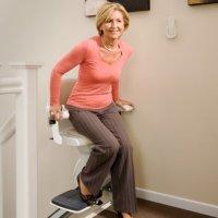 traplift met stoeltje