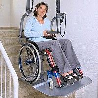 rolstoel zweeflift